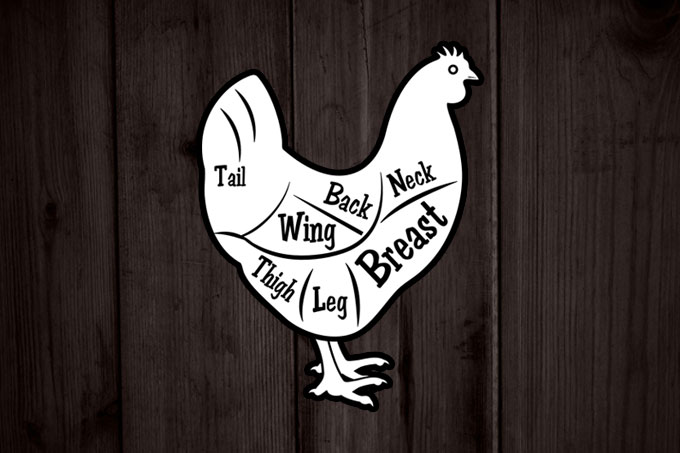 New! 1/2 Flock Chicken Bundle