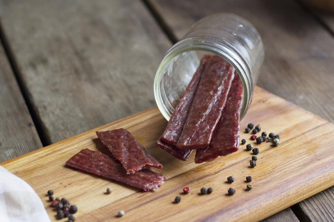 12 PK Sweet Pepper Beef Jerky Bundle