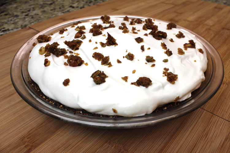 Warrior Buckeye Cream Pie