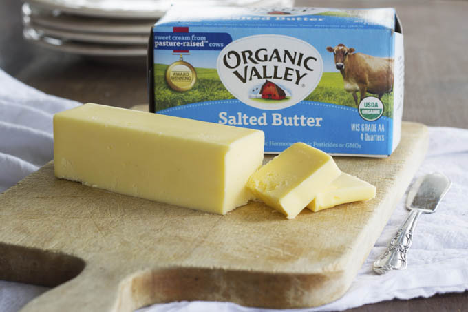 15 PK Organic Salted Butter Bundle