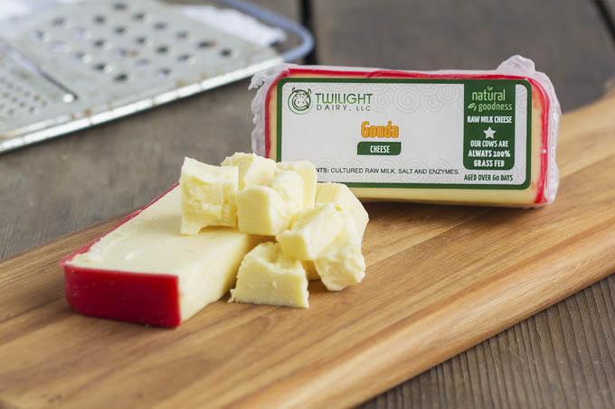 Twilight Dairy - Gouda Cheese (RAW)