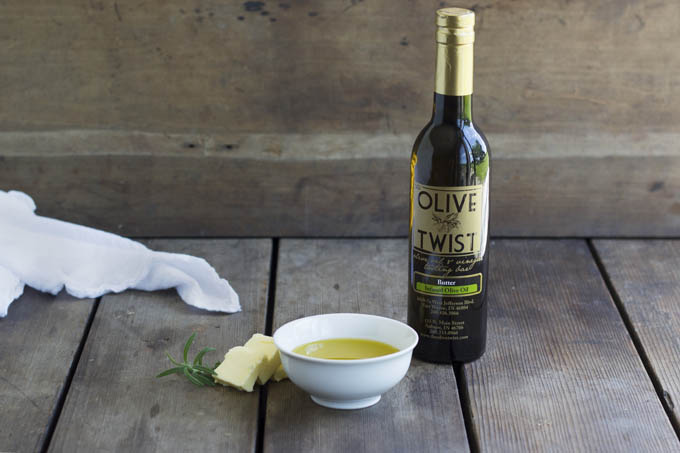 Ultra Premium Olive Oil - Butter Infused