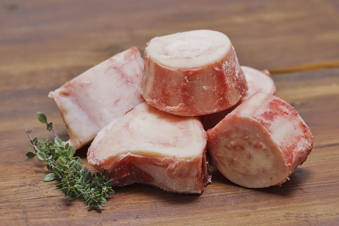 10 PK Beef Marrow Bones Bundle