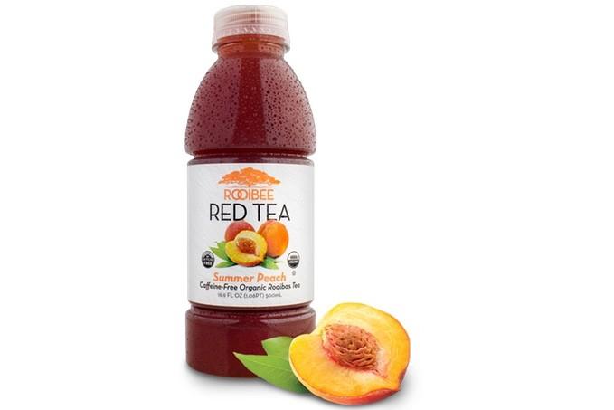 12 PK Rooibee Red Tea - Summer Peach