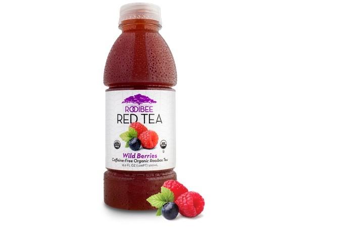 12 PK Rooibee Red Tea - Wild Berries