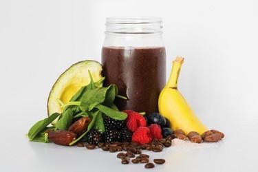 Berry Choco-Latte