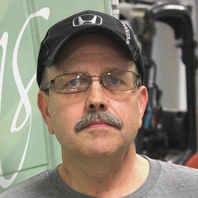 Gregg Garman
