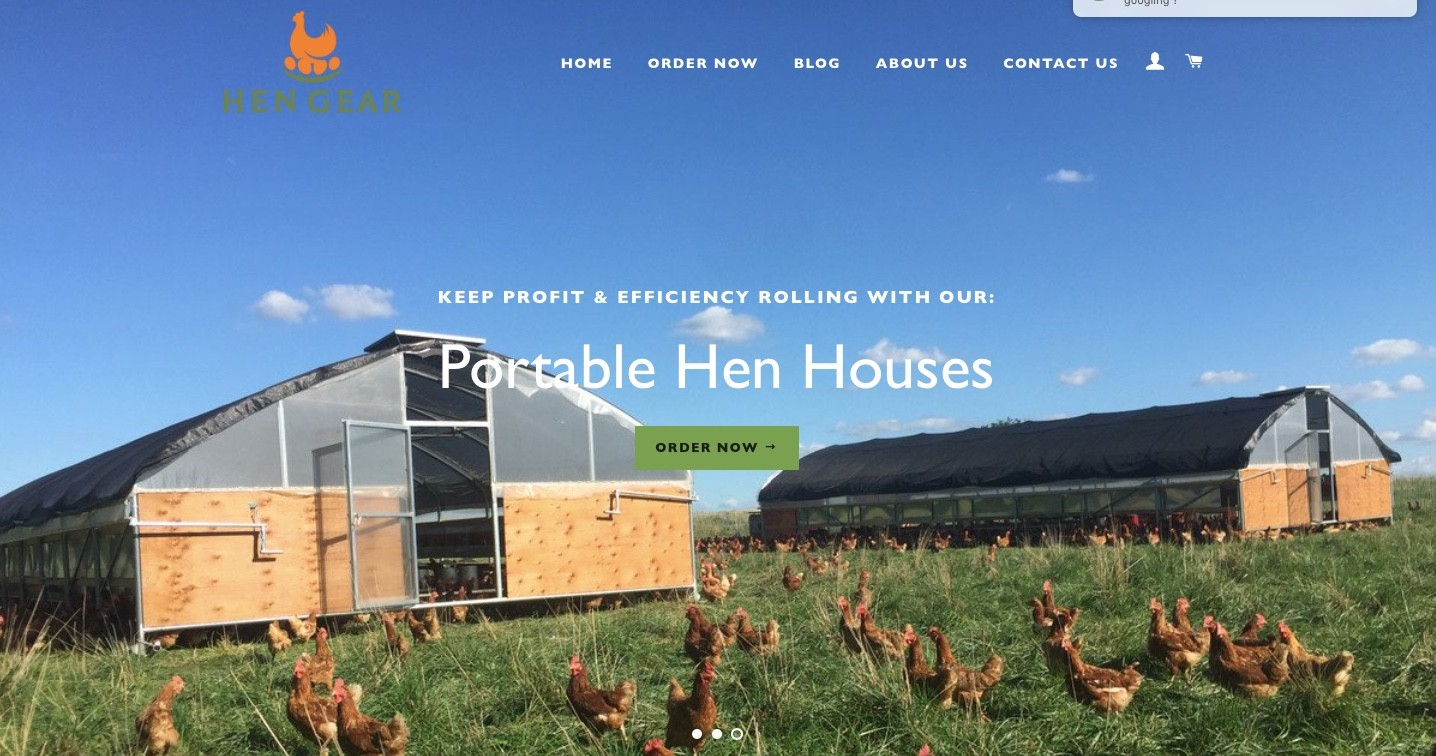 Poultry Gear for Pasture-Based Farms
