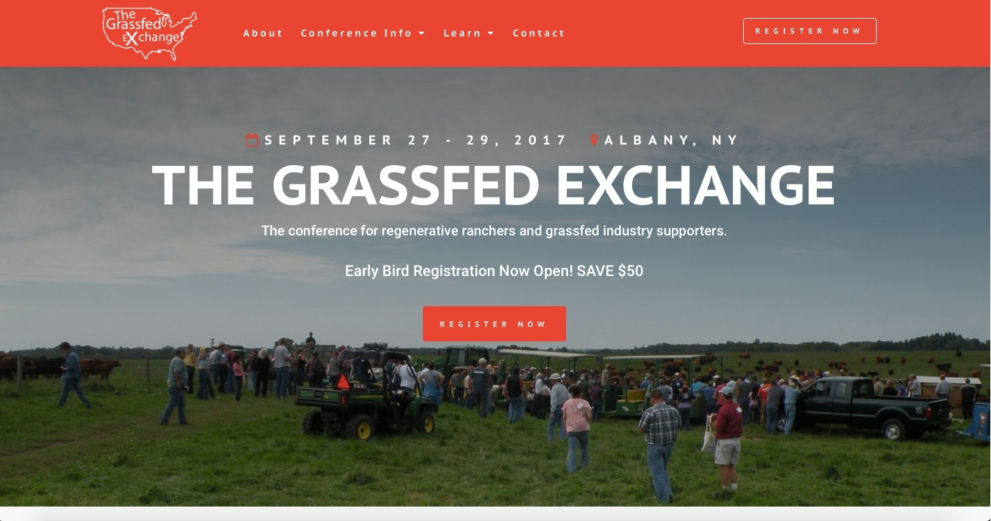The Grassfed Exchange Conference