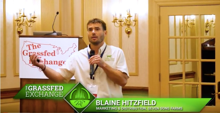 Blaine Hitzfield speaking