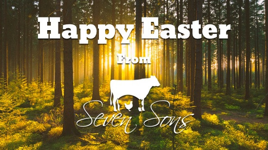 An Easter Message from Seven Sons