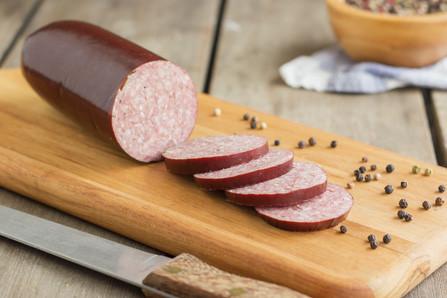 4 PK Beef Summer Sausage (Sugar Free)