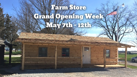 Farm Store Progress