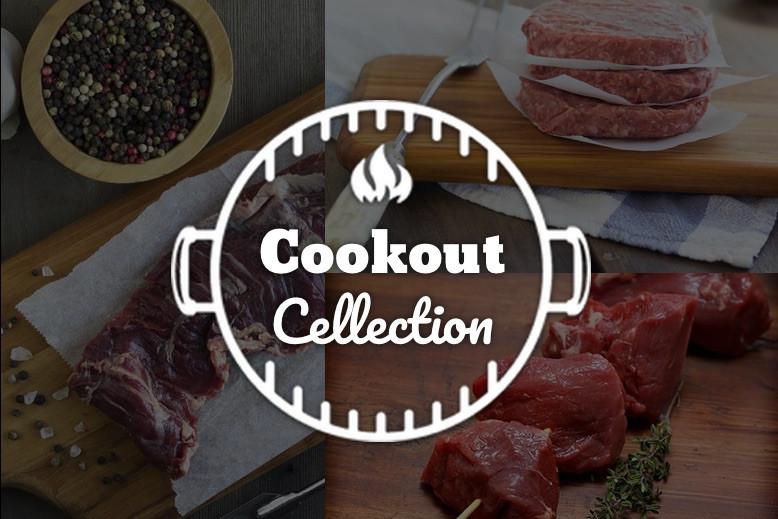 Burgers & Steaks Cookout | 13lb