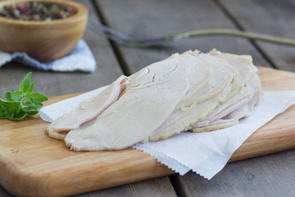 Smoked Sliced Turkey Breast