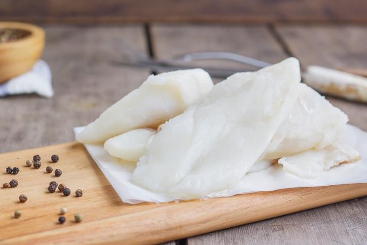 Pacific Cod Filets