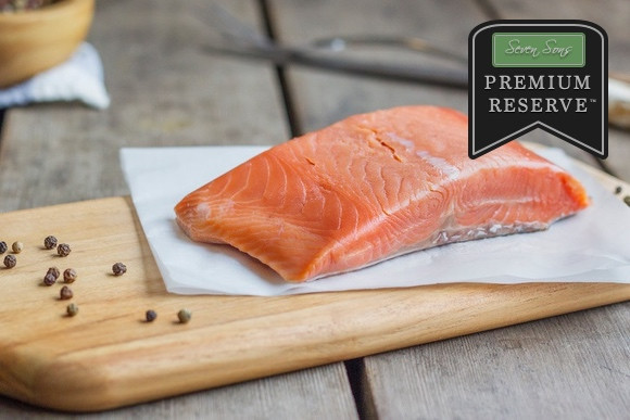 King Alaskan Salmon Filet