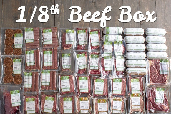 1/8th Beef Box