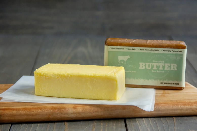 Grassfed Butter Seven Sons Farms