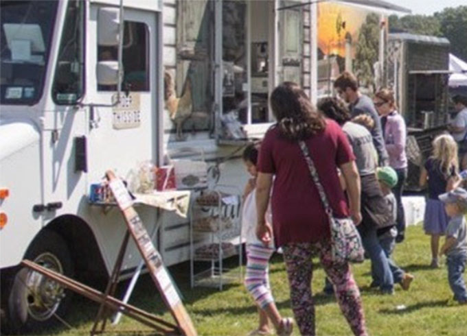 Farm-To-Fork Food Trucks