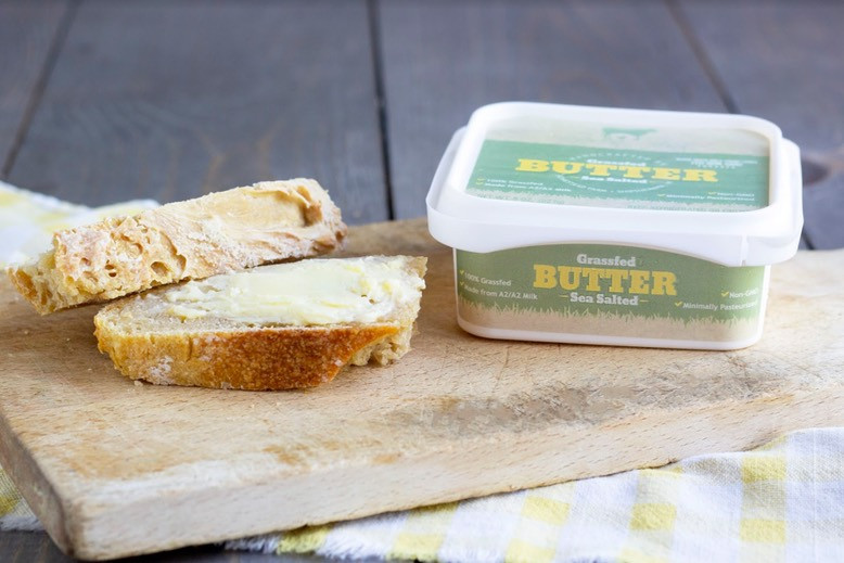 100% Grassfed Salted Butter