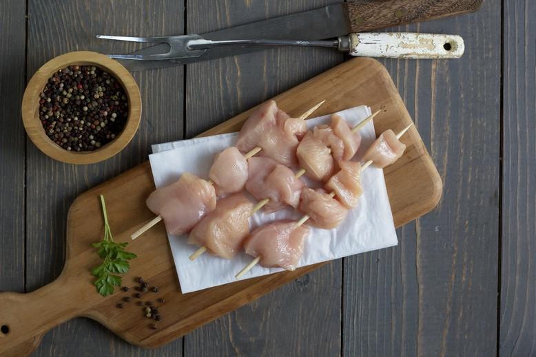 4 PK Chicken Breast Kabobs