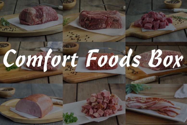 Comfort Foods Box Freezer-Filler