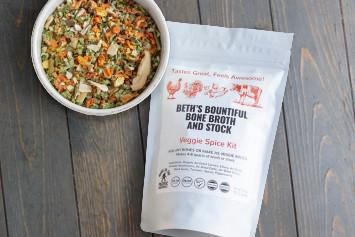 Bone Broth Veggie Spice Kit