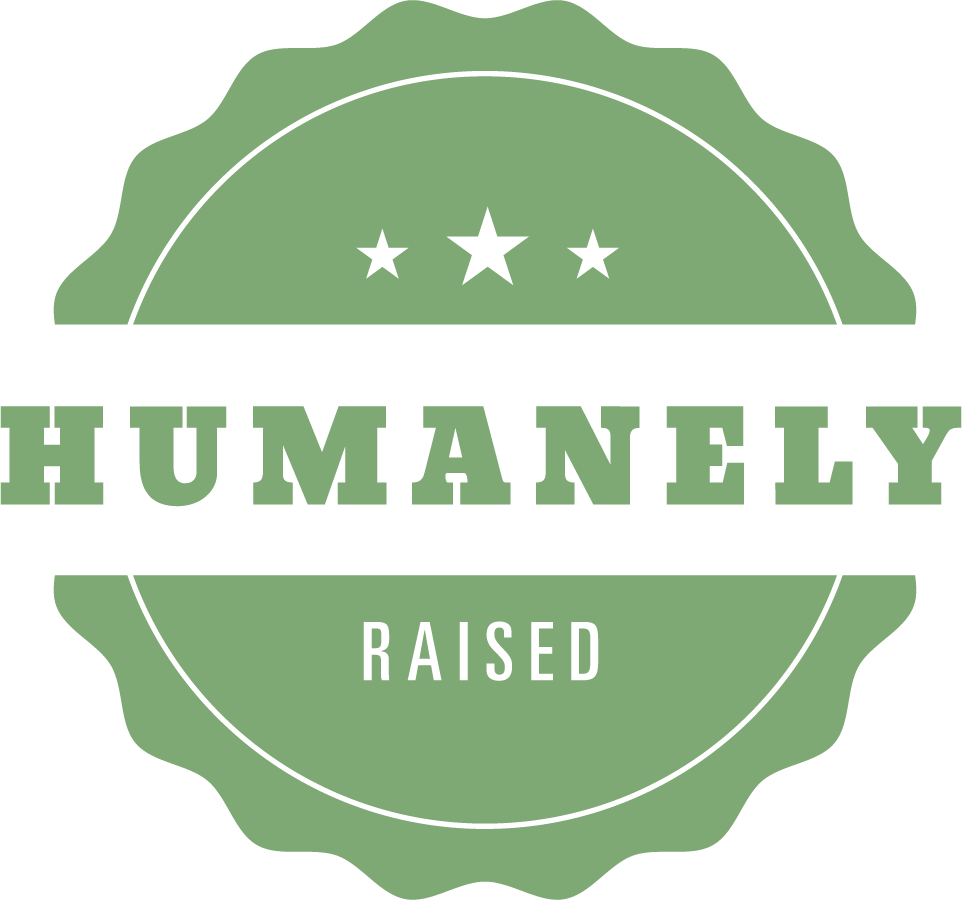 Humanely Raised