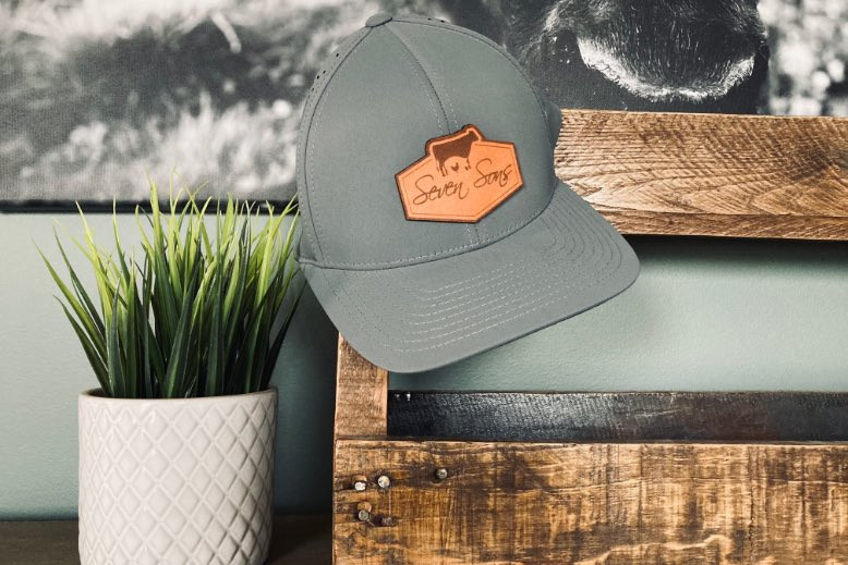 Seven Sons Performance Style Cap (Grey)