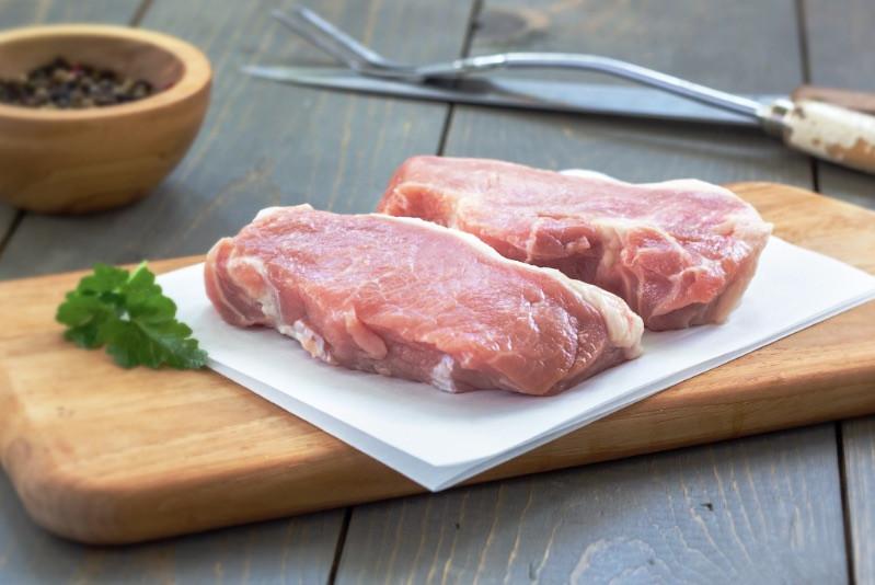 Pork Boneless Chops