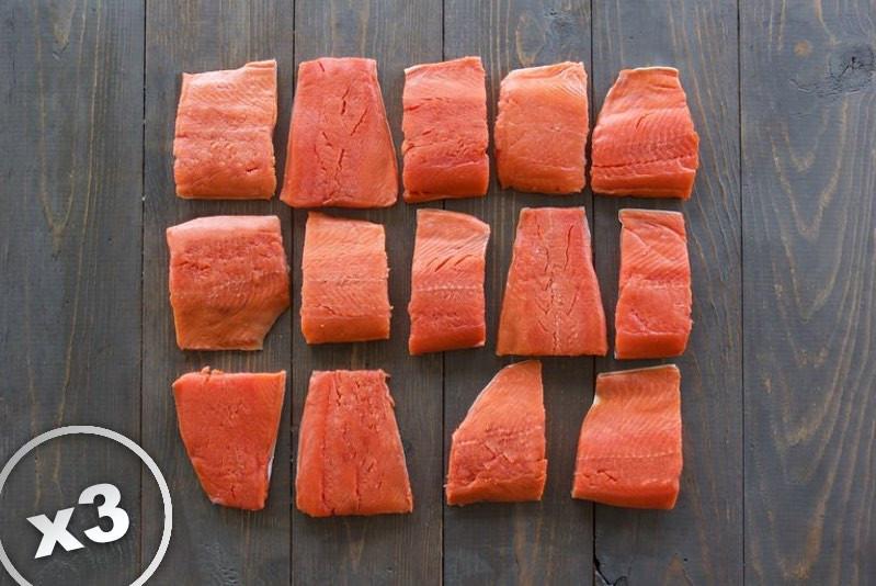 2021 Wild for Salmon Box X3