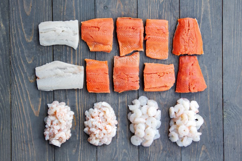 2021 Wild for Seafood Box