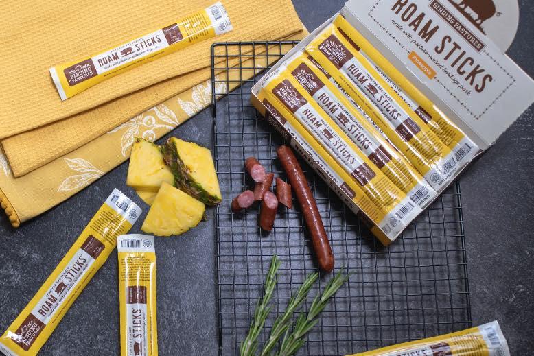 12 PK Roam Sticks – Hickory-Smoked Pork With Pineapple