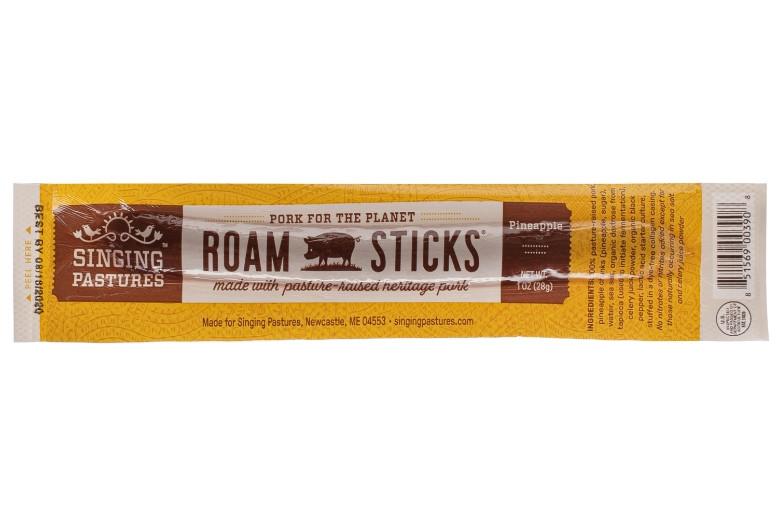 Roam Sticks – Hickory-Smoked Pork With Pineapple