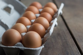 Dozen Medium Eggs (Grade A)