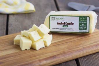 Twilight Dairy - Smoked Cheddar (RAW)