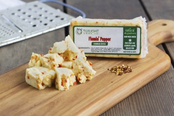 Twilight Dairy - Flamin' Pepper Cheese (RAW)