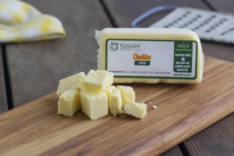 Twilight Dairy - Cheddar Cheese (RAW)