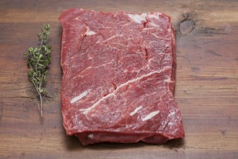 24 PK Beef Flat Iron Steak Bundle