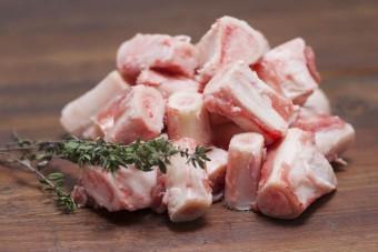 Lamb Marrow Bones