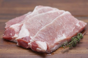 Pork Boneless Chops (Thin Cut)