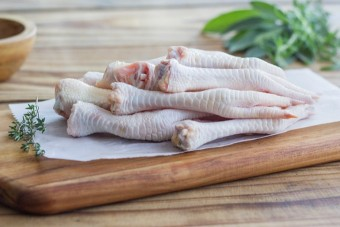 10 PK Chicken Feet Bundle