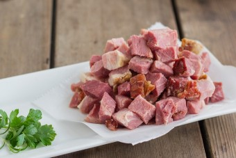 Diced Heritage Ham (SUGAR FREE)