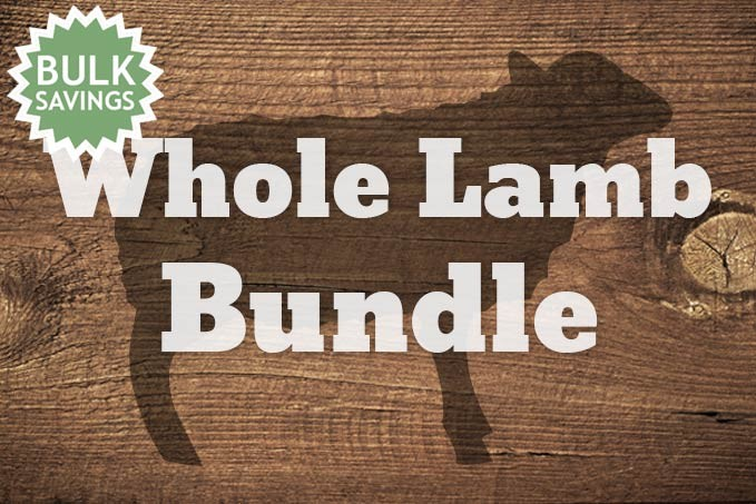 Whole Lamb - 30lb Bundle