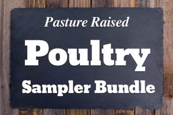 Poultry Sampler Bundle