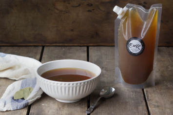 10 PK Beef Bone Broth (24oz)