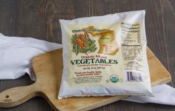 20 PK Organic Mixed Vegetables
