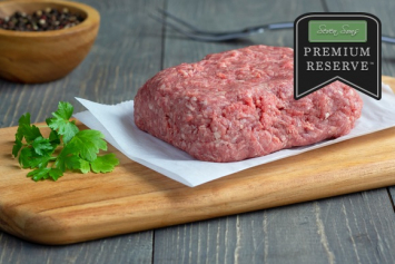 20 PK Gourmet Ground Beef