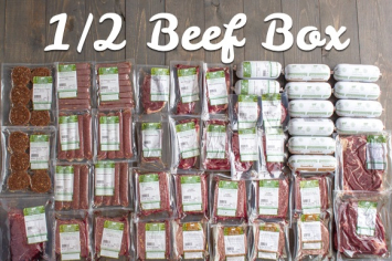 1/2 Beef Box